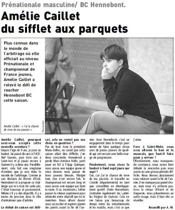 Article Amélie