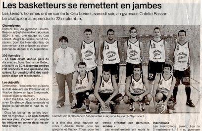 Article Séniors A